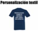 Personalizacion textil